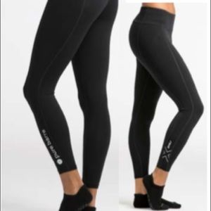 2XU x Pure Barre Active Compression Tight. NWT